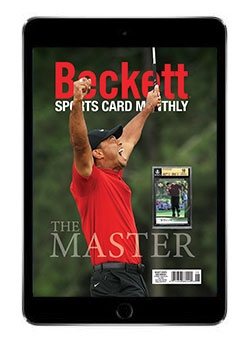 Beckett Sports Card Monthly June  2019 Digital