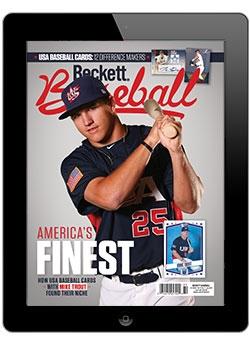 Beckett Baseball August 2019 Digital