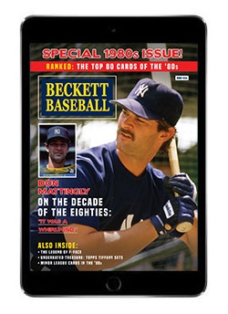 Beckett Baseball January 2019 Digital