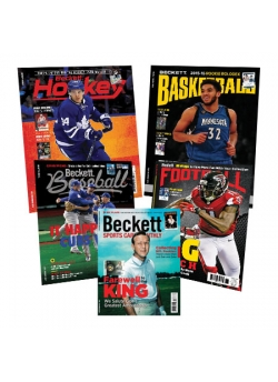 All Sports Offer (6 Months Baseball +6 Months Basketball +6 Months Football +6 Months Hockey + 6 Months SCM)
