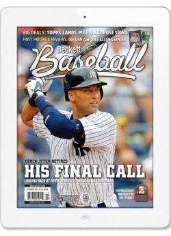Beckett Baseball Digital Subscription