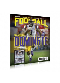 Beckett Football 15 issues Offer