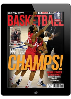 Beckett Basketball August 2019 Digital