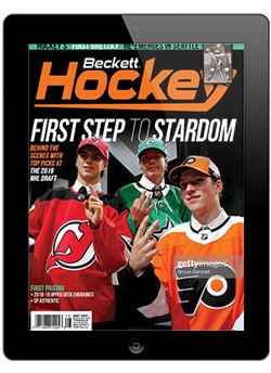 Beckett Hockey August 2019 Digital