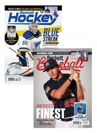 Hockey & Baseball