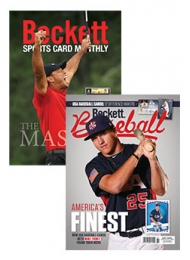 Beckett Sports Card Monthly & Beckett Baseball