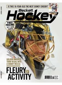 Beckett Hockey Polybag Subscription
