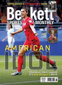 Beckett Sports Card Monthly 413 August 2019