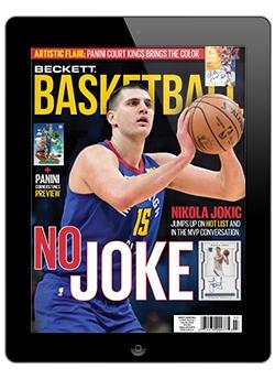 Beckett Basketball Digital