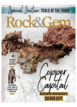 Rock&Gem Magazine Subscription