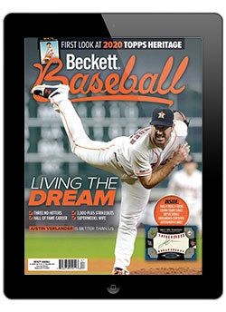 Beckett Baseball December 2019 Digital