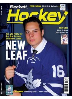Beckett Hockey 289 September 2016