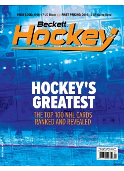 Beckett Hockey 296 April 2017