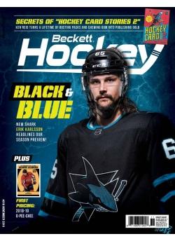 Beckett Hockey 315 November 2018