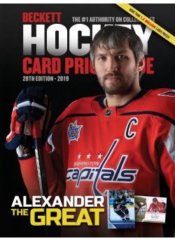 Beckett Hockey Card Price Guide #28 2018-19