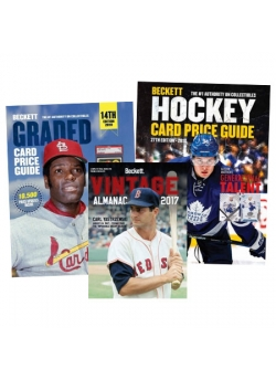 Hockey Bundle Offer (Hockey Price guide, Vintage Price Guide, Graded Price Guide)