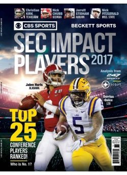 CBS Sports & Beckett Sports Present SEC Impact Players 2017