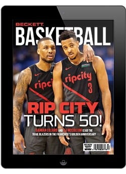 Beckett Basketball September 2019 Digital