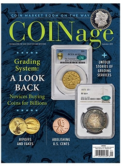 COINage September 2019