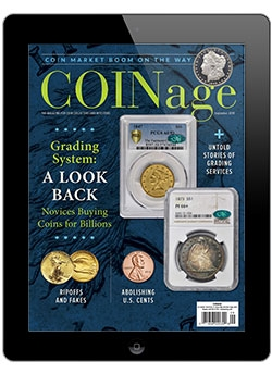 Beckett COINage  September 2019 Digital
