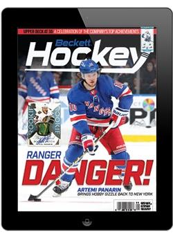 Beckett Hockey September 2019 Digital