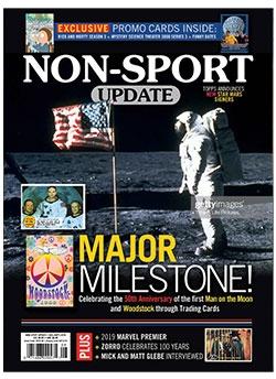 Beckett Non-Sport Update Aug/Sep-19 Issue