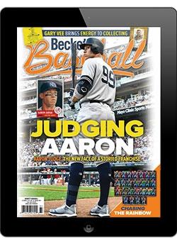 Beckett Baseball  Oct 2019 Digital