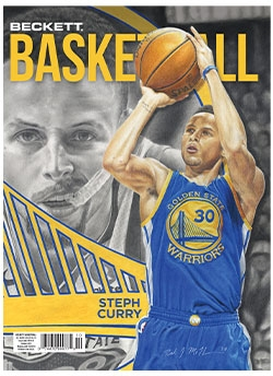 Beckett Basketball 324 October 2019
