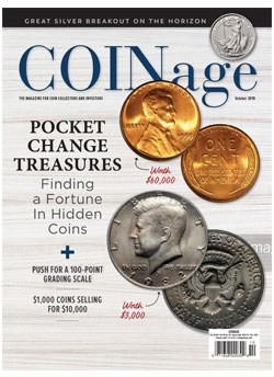 COINage October 2019