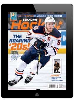 Beckett Hockey October 2019 Digital
