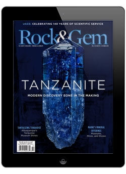 Beckett Rock&Gem October  2019 Digital