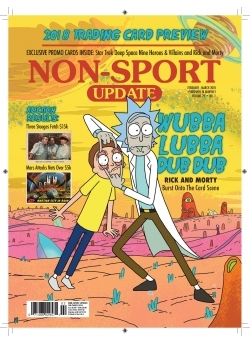 Beckett Non-Sport Update Magazine Subscription