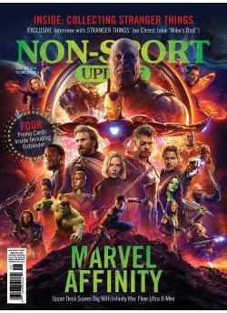 Beckett Non-Sport Update June/July-18 Issue