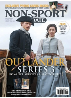 Beckett Non-Sport Update Aug/Sep-18 Issue