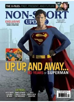 Beckett Non-Sport Update Dec-18/Jan-19 Issue