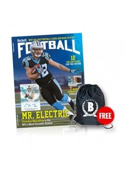 Beckett Football + Sling Bag Free