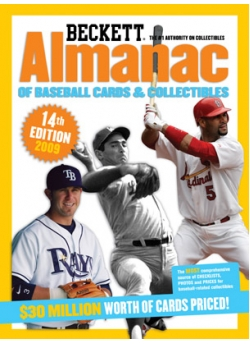 Beckett Baseball Almanac #14th Edition 2009