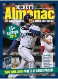 Almanac of Baseball Cards and Collectibles No. 15, 2010 Edition
