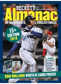 Beckett Baseball Almanac #15th Edition 2010