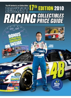 Racing Collectibles Price Guide #17 - 2010 Edition