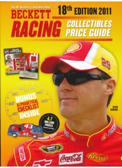 Racing Collectibles Price Guide #18 - 2011 Edition