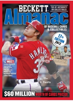 Beckett Baseball Almanac #17th Edition 2012