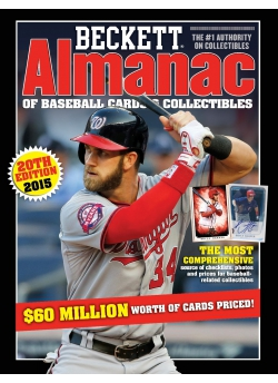 Baseball Almanac #20