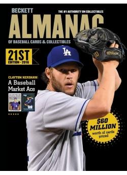 Beckett Baseball Almanac #21