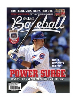 Beckett Baseball 107 February 2015