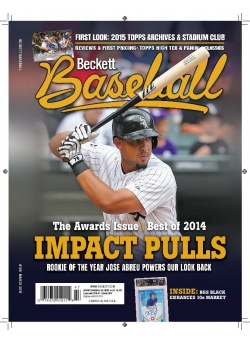 Beckett Baseball 108 March 2015
