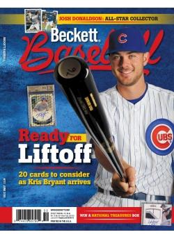 Beckett Baseball 111 June 2015