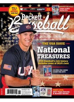 Beckett Baseball 112 July 2015