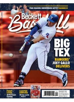 Beckett Baseball 113 August 2015