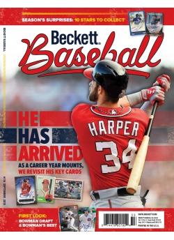 Beckett Baseball 114 September 2015